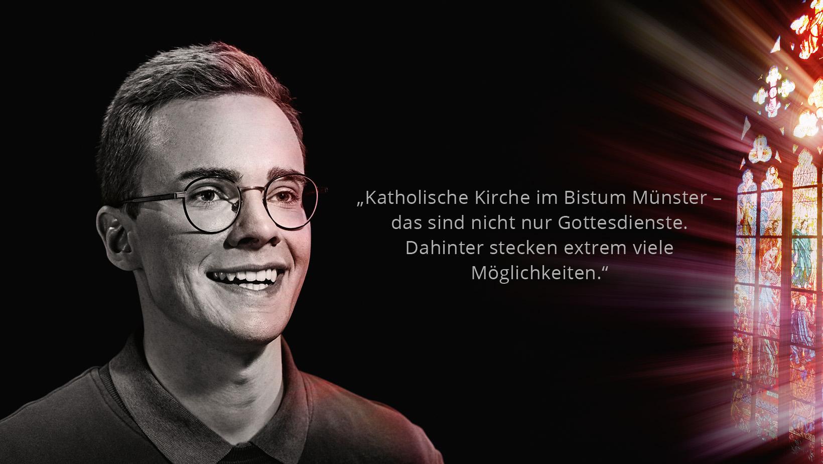 Azubi Markus Ketteler