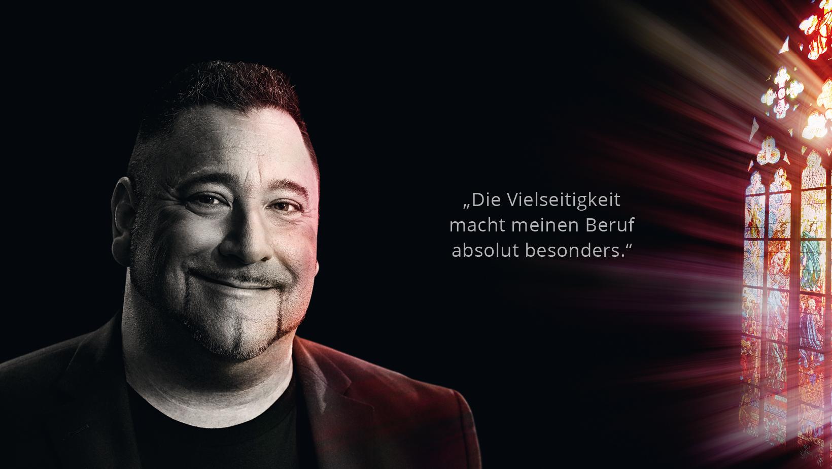 Geschäftsführer Markus Kuhlmann