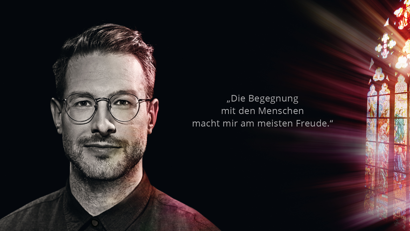 Pädagoge Alexander Oldiges
