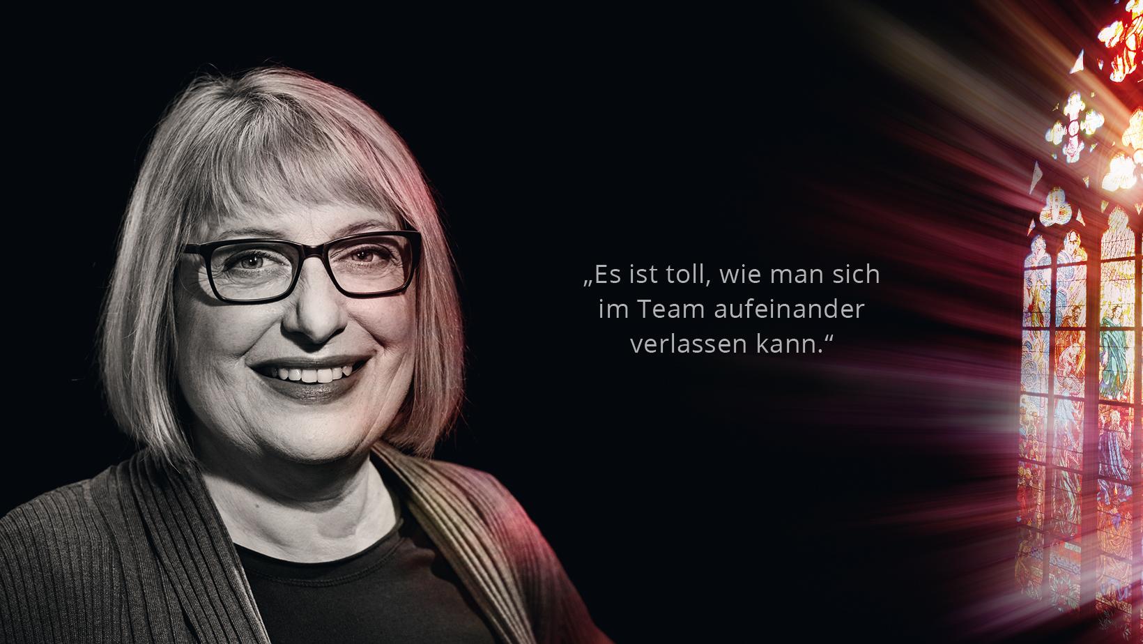 Erzieherin Gabriele Richter-Mülder