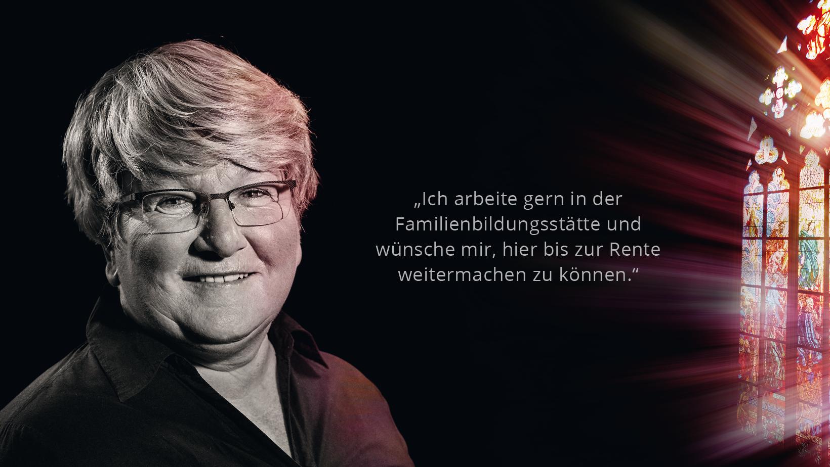 Hauspflegerin Gisela Trautmann