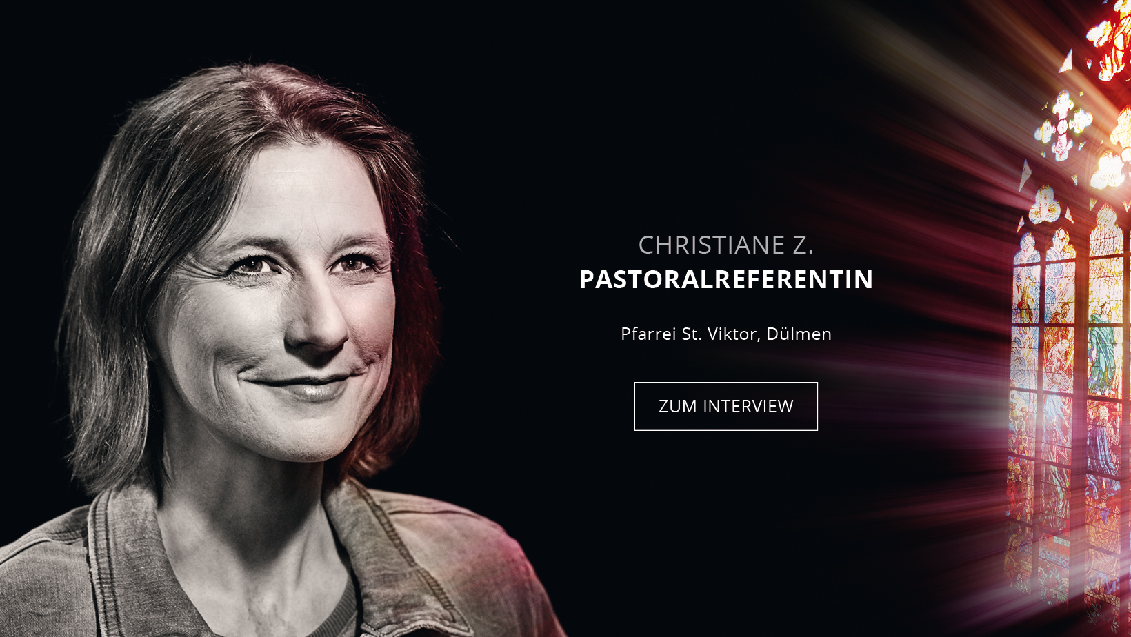 Pastoralreferentin Christiane Zirpel
