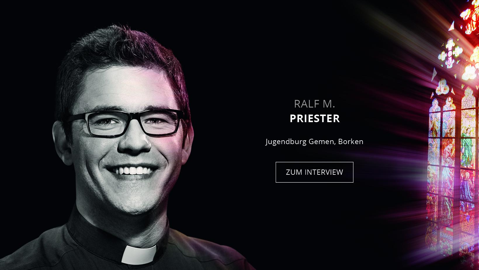 Priester Ralf Meyer