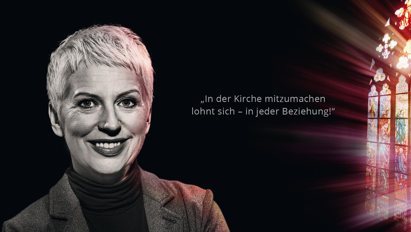 Kirchenmusikerin Sigrid Ricken