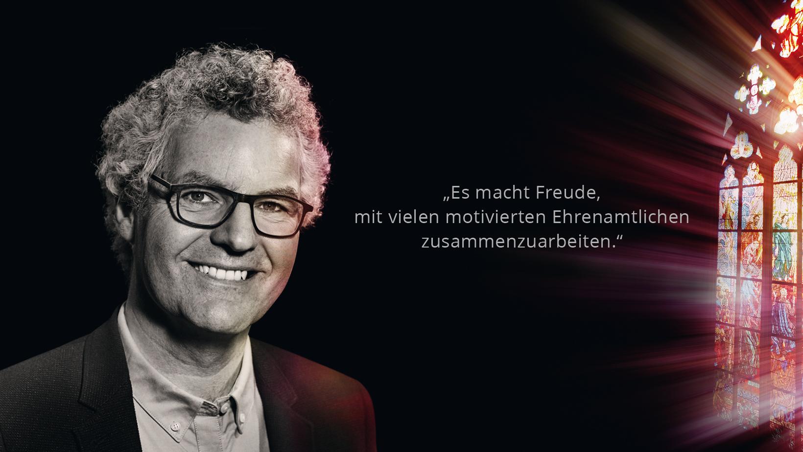 Pastoralreferent Jürgen Schulze Herding